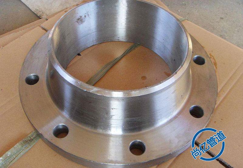 对焊法兰产品实图